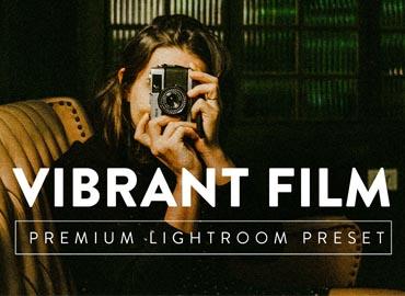 VIBRANT FILM Pro Lightroom Preset