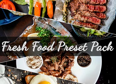 Fresh Food Preset Deluxe Edition