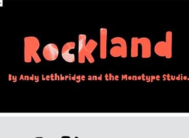 Rockland Font