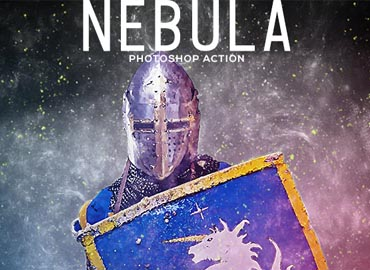 Nebula Photoshop Action