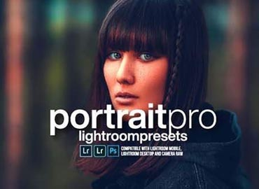 Portrait Pro Lightroom Preset