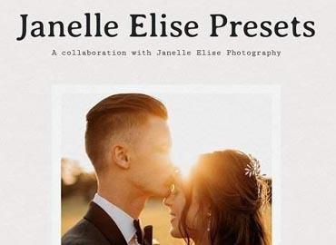 G-PRESETS Janelle Elise Presets