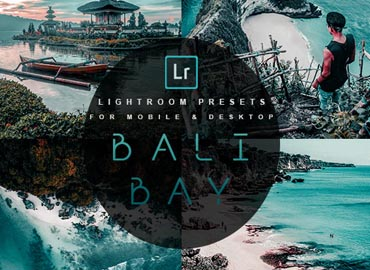 Bali Bay Lightroom Presets