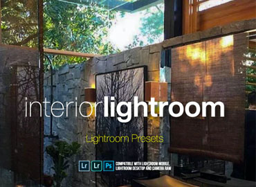 Interior Decor Architecture Lightroom Presets