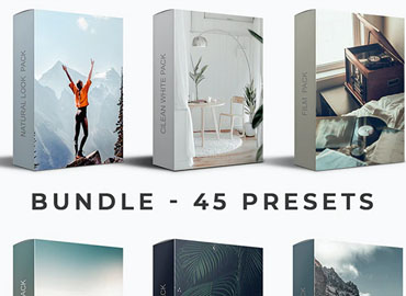 45 Presets Bundle Deluxe Edition