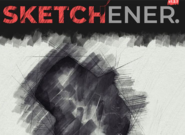 Sketchener - Sketch Photoshop Plugin