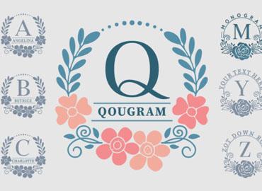 Qougram Font