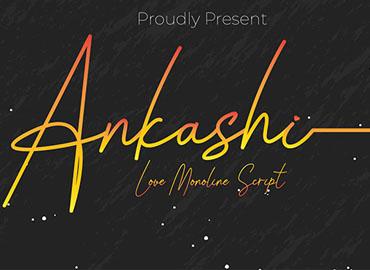 Ankashi Font