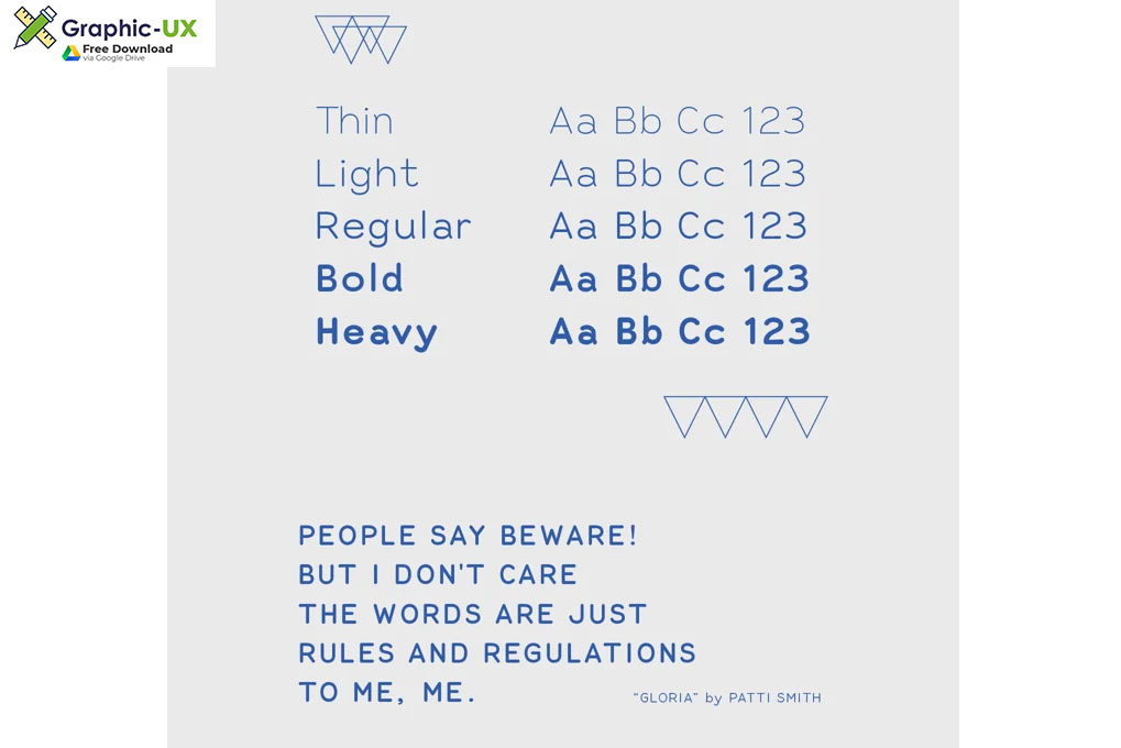 Alma Sans Font