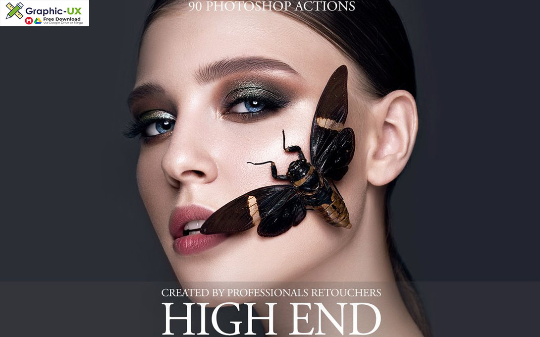High-End-Retouching-Photoshop-Actions