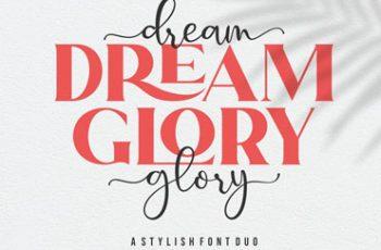 Dream Glory Font