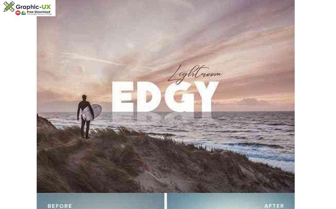 15 Edgy Lightroom Presets