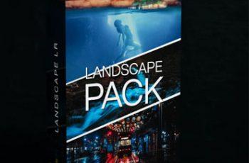 Landscape Kit Lightroom Presets