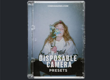 +CINE DISPOSABLE CAMERA PRESETS