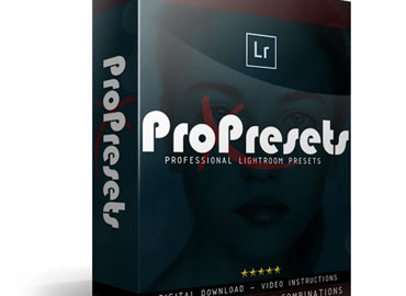 ProPresets X The Only Professional Presets