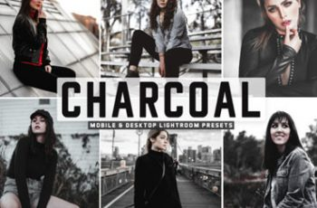 Charcoal Pro Lightroom Presets