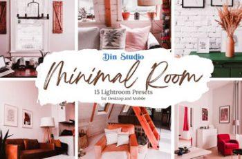 Minimal Room Lightroom Presets
