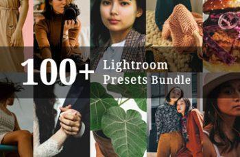 100+ Lightroom Presets Bundle