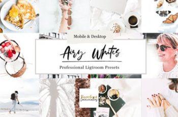 Airy Whites Lightroom Presets
