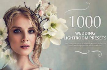 1000+ Wedding Lightroom Presets