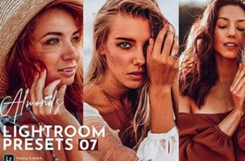 Almonds Lightroom Presets Pack