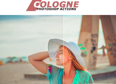 Cologne Photoshop Actions