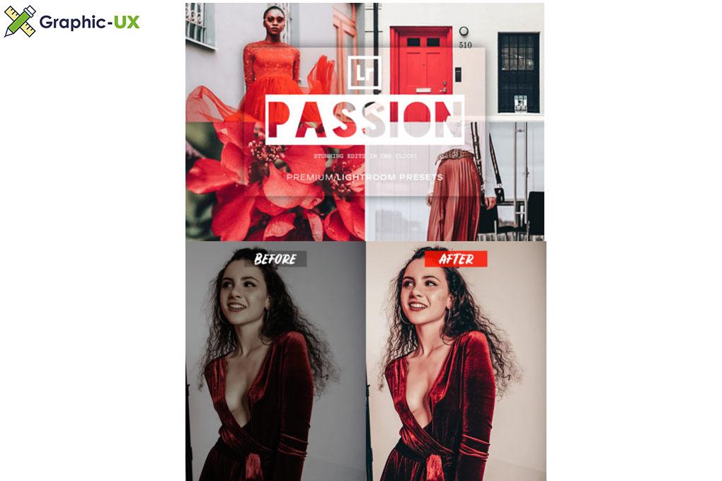 Passion Lightroom Preset