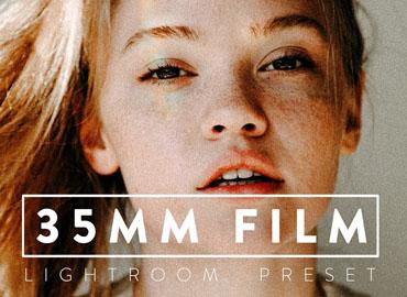 35MM FILM Premium Lightroom Preset