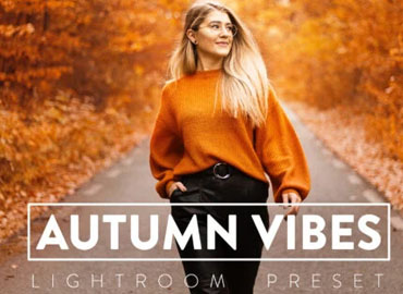 10 AUTUMN VIBES Lightroom Preset