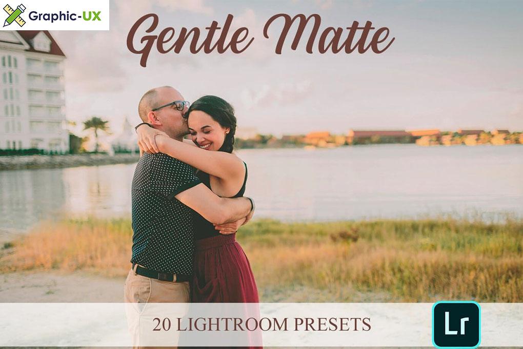 Lightroom Presets Gentle Matte