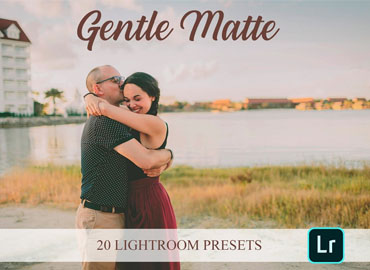 Lightroom Presets Gentle Matte