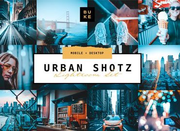 Urban Shotz Pro Lightroom Preset