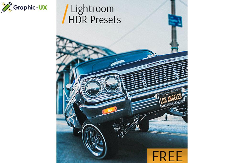 10 Lightroom HDR Presets