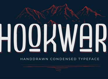 Hookward Font