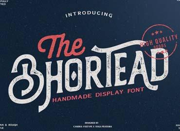 The Bhortead - Vintage Display