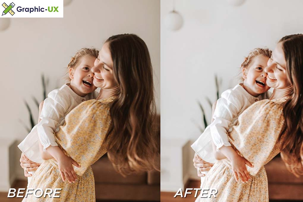 10 Family Lightroom Preset Bundle