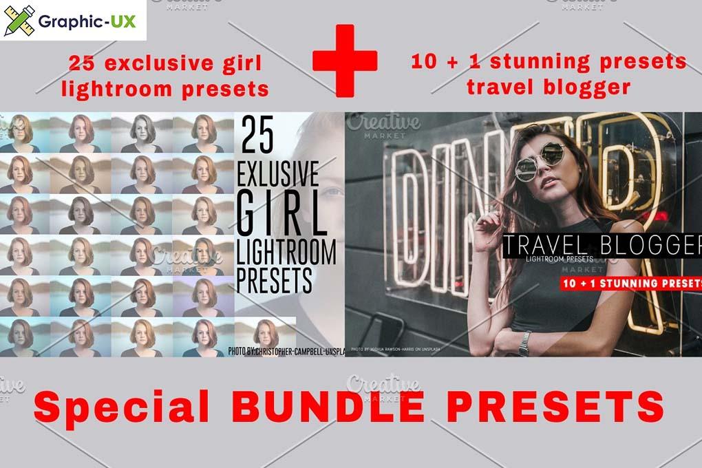 Special Bundle 36 Presets