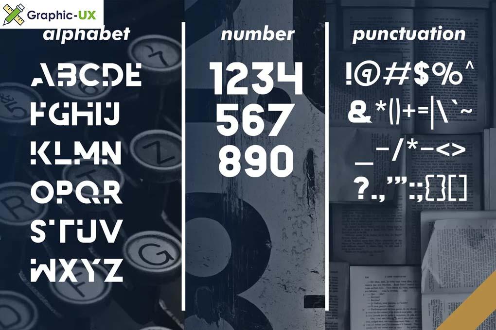 Havox Modern Font