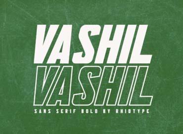 Vashil Font