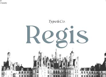 Regis Font