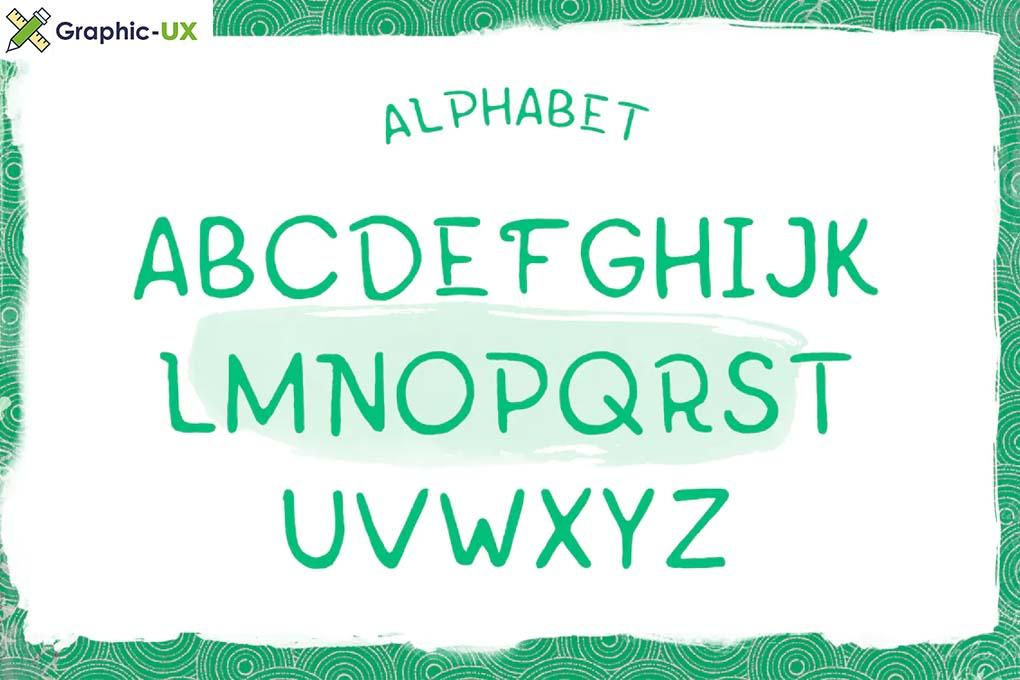 Yasha Typeface