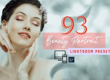 93 Beauty Portrait Lightroom Presets