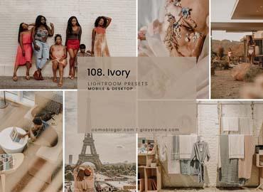 108. Ivory Presets