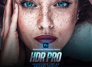 47 HDR Pro Photoshop Actions