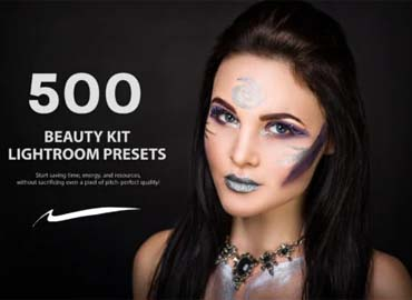 500 Beauty Kit Lightroom500 Beauty Kit Lightroom Presets Presets