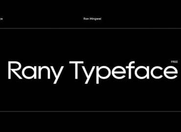 Rany Sans Serif Font Family