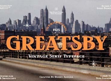 Greatsby + Extras
