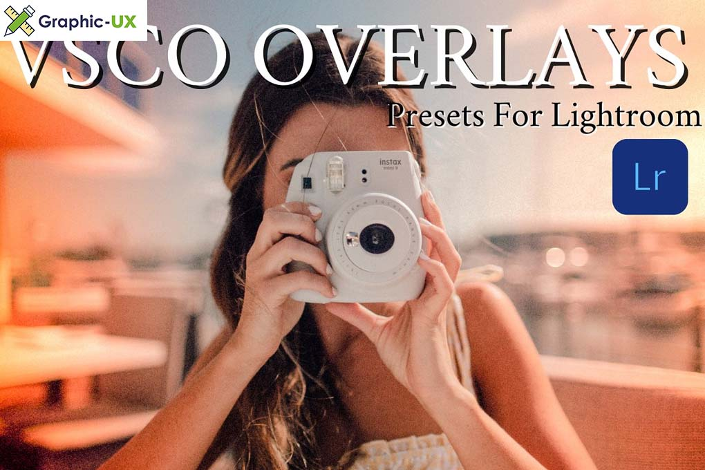 Light leak Lightroom Presets Bundle