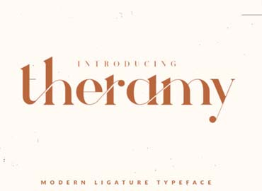 Theramy Font