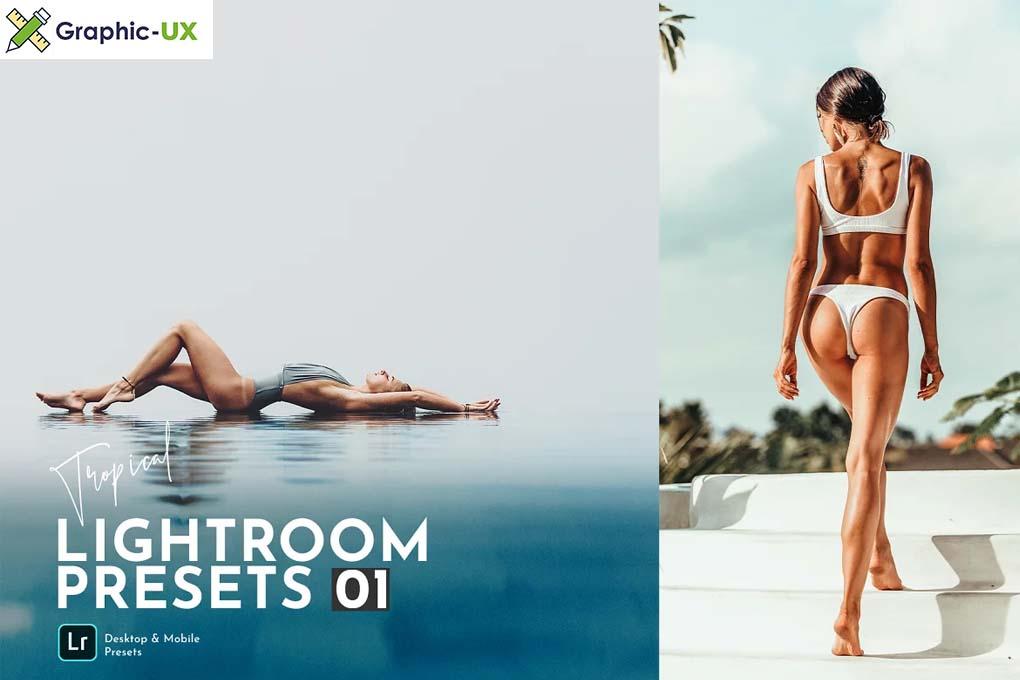 TropiTropical Lightroom Presets Packcal Lightroom Presets Pack